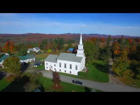 Craftsbury Common October 15, 2016