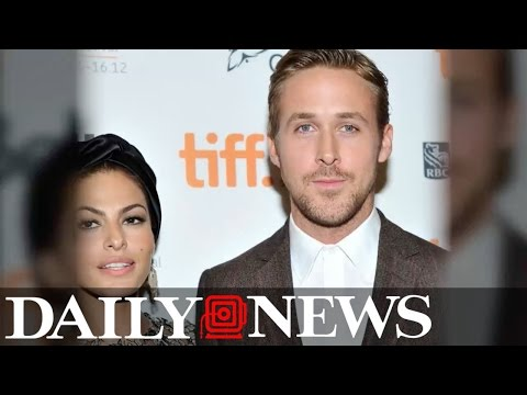 Thumbnail: Eva Mendes responds to Ryan Gosling's sweet Golden Globes speech in most subtle way ever
