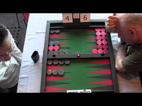 Mochy vs Georges Grünbaum 17p match  Main 3rd round - Nordic Open 2014 3/4
