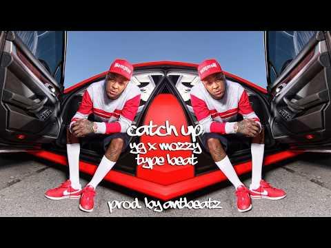Catch Up  YG x Mozzy Type Beat 2016