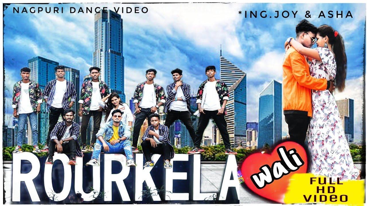 //ROURKELA WALI//Nagpuri dance video 2021//*ing -Joy & Asha Kiran //Singer - Bandhu Lohar//