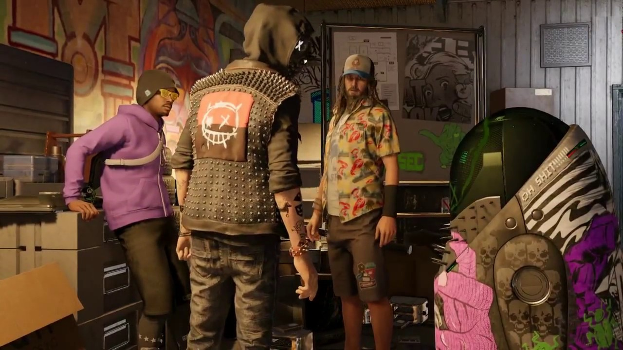 How To Get Twitch Hoodie On Watch Dogs