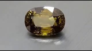 Antique Alexandrite stone