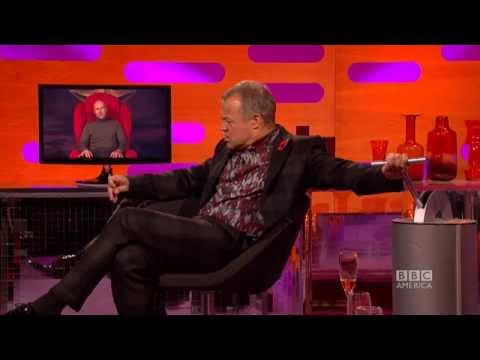 Hilarious Stories In The Red Chair – The Graham Norton Show on BBC America