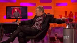 Hilarious Stories In The Red Chair - The Graham Norton Show on BBC America