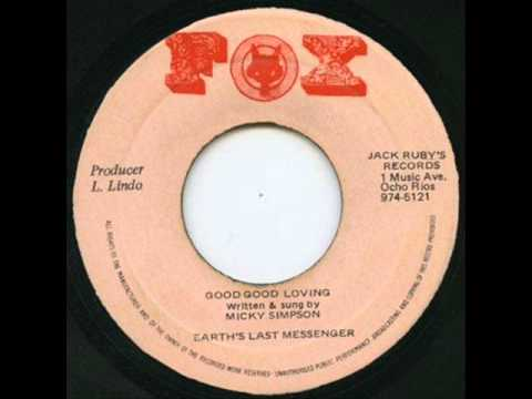 "Mikey Simpson - Good Good Loving (12"" version with dub)"