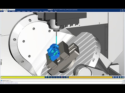 What's New in VERICUT 9.0 - Graphics
