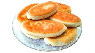 Холодное Тесто на Минералке ✧ Пирожки с Жареной Картошкой
