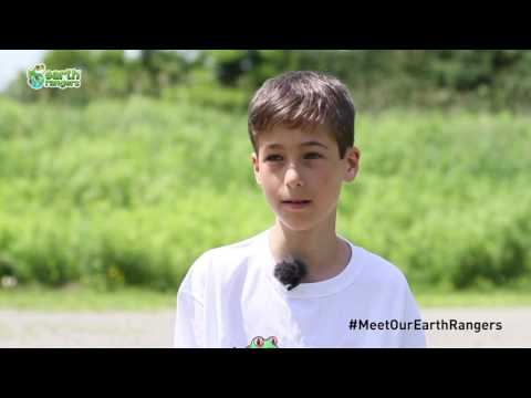 Meet Earth Ranger Devin!