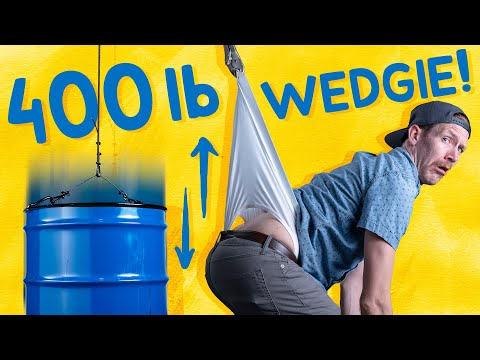 World's Worst Wedgie?