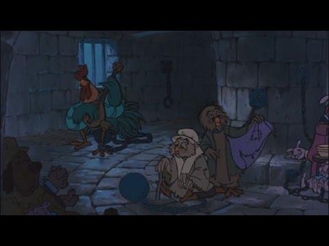 (Walt Disney) Robin des Bois - À Nottingham