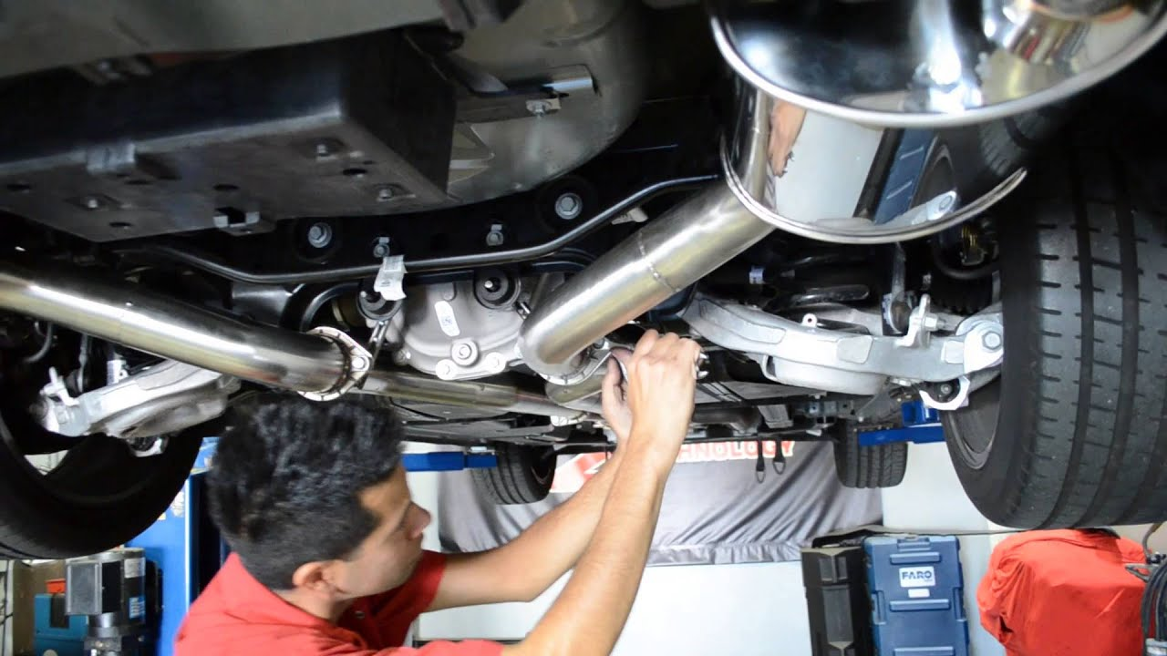 Automotive Injen SES9200 Exhaust System Ford Service Tools ...