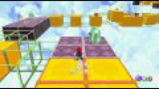 Super Mario Galaxy 2 - Beat Block Galaxy: Step to the Beep