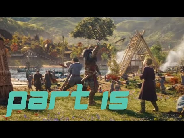Assassin's creed Valhalla Gameplay part 15 - Bartering