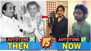 How Singers Record Their Song In Studio   Then vs Now   Changes In Song Recording   Gareeb Singer. 🌟