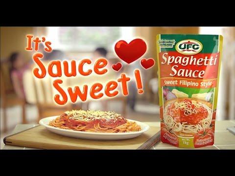 Ufc Spaghetti Sauce Tvc