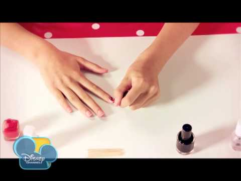 Minnie and You - Nails