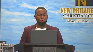 Jesus: The Bread, The Cup, The Lamb - Minister Micah Poole