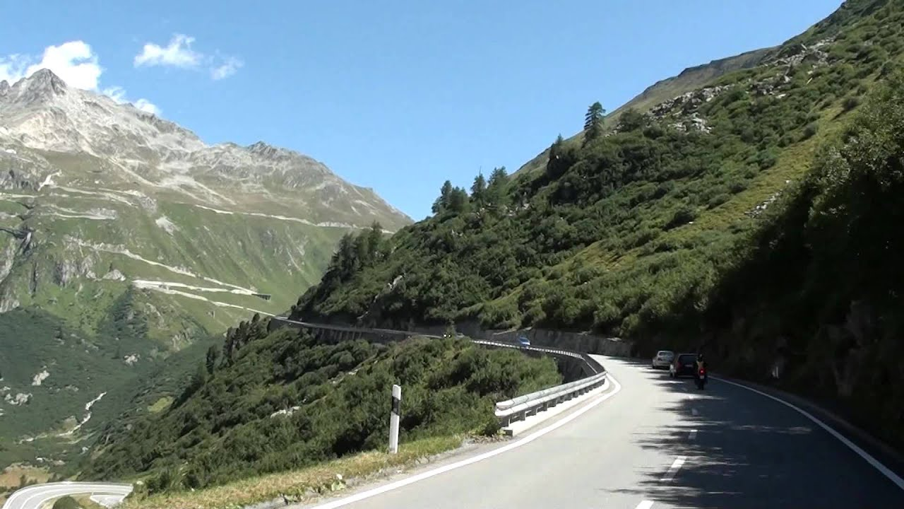 swiss alps motorcycle trip 2011, hd - youtube