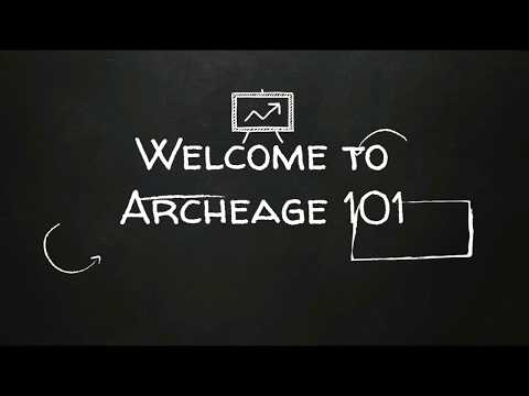 Archeage 101 - Part X (Costumes and Undergarments)
