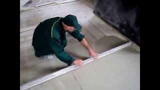 Подготовка пола для укладки паркета, паркетной доски, ламината(, 2013-09-10T04:59:50.000Z)