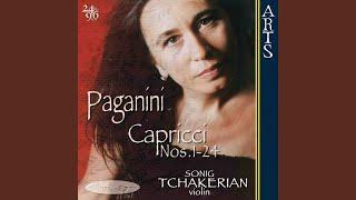 24 Capricci No. 2 in B Minor Op. 1: Moderato