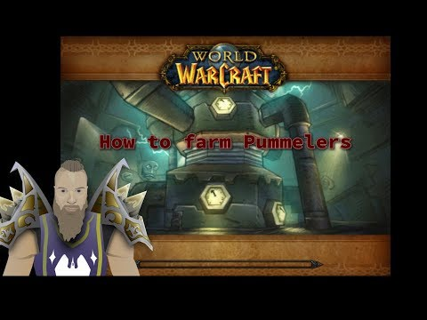 Classic WoW || Feral dps guide: How to farm Pummelers