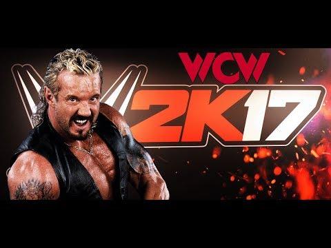 "WCW 2K17 - DDP Theme & Tron ""Self High Five"""