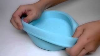 Bliss Paws Collapsible Pet Bowl