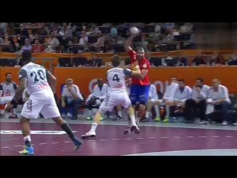 ESPAGNE VS FRANCE demi-finale Championnat du Monde de Handball 2015 HDRIP
