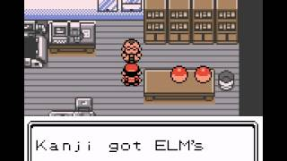 Pokemon Crystal - Pokemon Crystal Part 1 Blain the Cyndiquil - User video