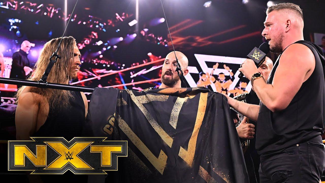"""Pat McAfee """"retires"""" The Undisputed ERA: WWE NXT, Nov. 4, 2020"""