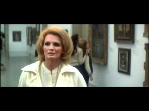 Brian De Palma's Dressed to Kill (1980), Museum scene