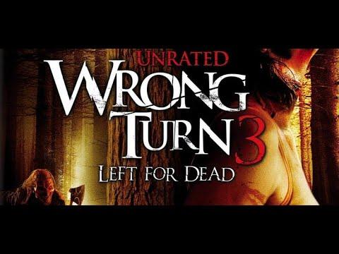 WRONG TURN 3: LEFT FOR DEAD Trailer German...