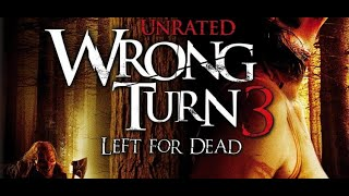 WRONG TURN 3: LEFT FOR DEAD Trailer German Deutsch (2009) HD