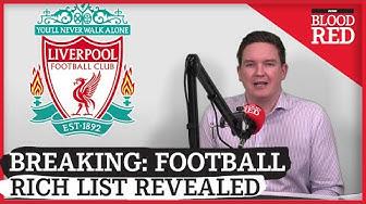 BREAKING: Liverpool's ranking in Deloitte Football Money League | Revealed