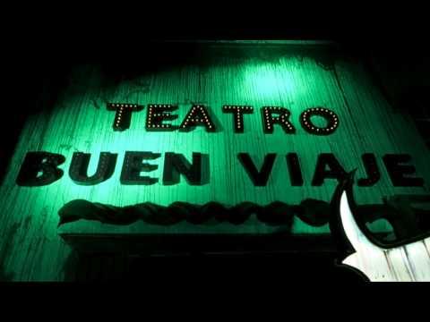 Viajes Colombia # 16: Hotel del Terror, Teatro Buen Viaje -  Bogotá