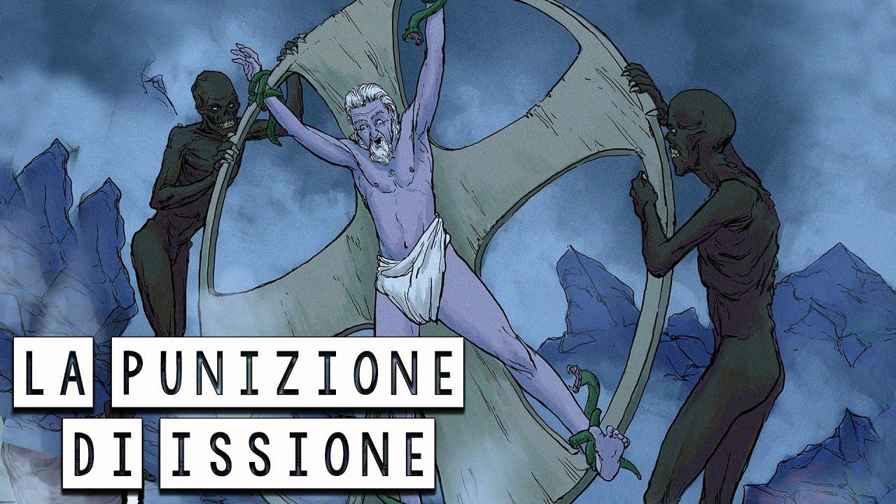 La punizione di Issione: l'uomo che desiderava la moglie di Zeus - Mitologia Greca (Fumetti)