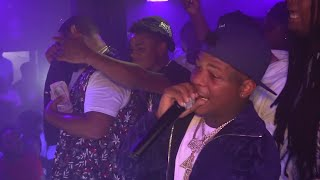 RYLO RODRIGUEZ Brought Da WHOLE CITY Out w/ Lil Jairmy, Lil Chad & GSO Phat @ Exquisite Lounge