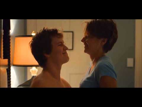 Ansel Elgort Hot Kiss in The Fault in Our Stars