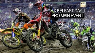 EPIC CLIMAX to AX Main Event – Belfast (Day 1) thumbnail