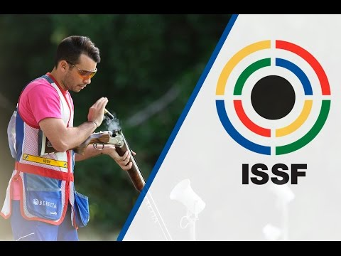 Finals Skeet Men - ISSF Shotgun World Cup 2015, Al Ain (UAE)