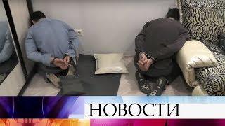 Спецоперация по пресечению деятельности террористов проведена в семи регионах России.