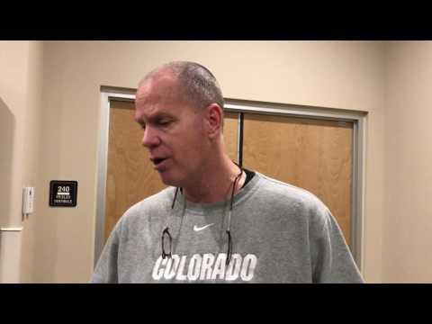 Tad Boyle 1/24 Post Practice Interview