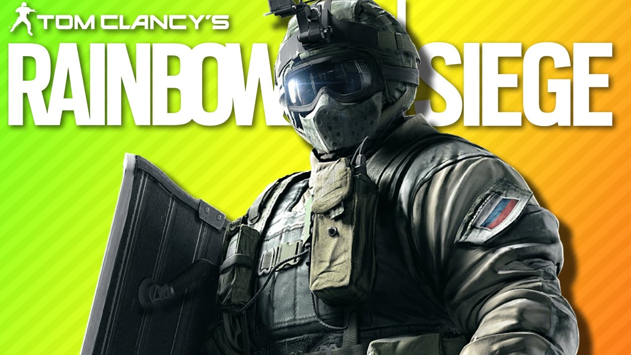 THE OPERATOR RETURNS   Rainbow Six Siege