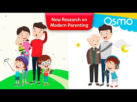 New Research from Osmo on Modern Parenting