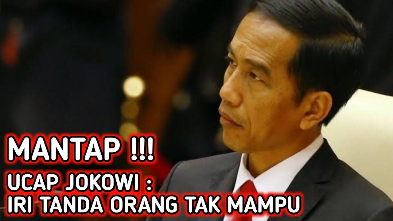 BERITA INDONESIA TERKINI ~ MANTAP !!! UCAP JOKOWI IRI ...
