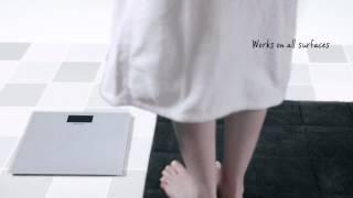 Brabantia Solar Powered and Digital Bathroom Scales