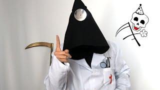 Doktor Tod gibt Corona-Tipps (Death Comedy)