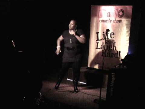 """Comedian Marci """"The One and Only Deloney""""  On Life, Love and Laughter.."""